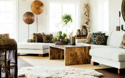 GET THE LOOK: BOHO TRIBAL LIVING ROOM